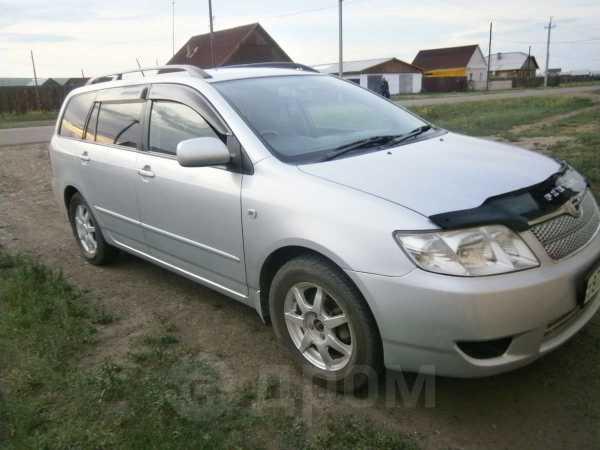 Toyota Corolla Fielder, 2005 год, 400 000 руб.