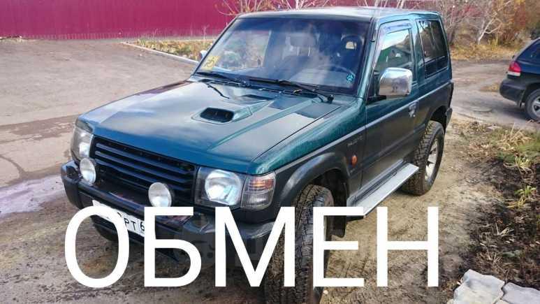 Mitsubishi Pajero, 1997 год, 330 000 руб.