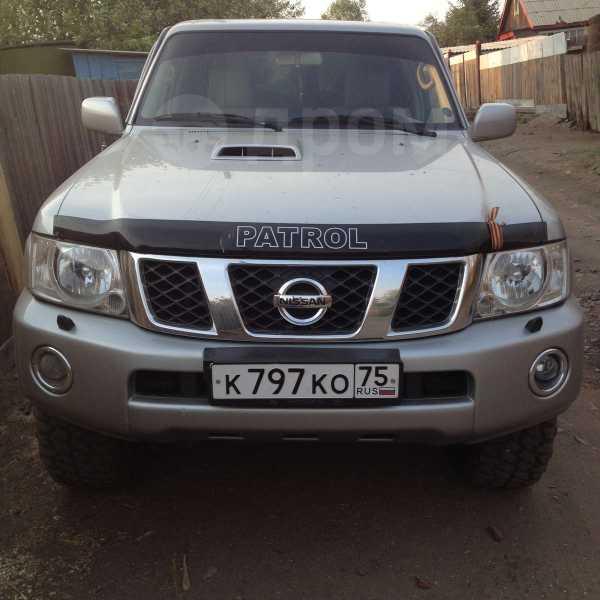 Nissan Patrol, 2004 год, 1 250 000 руб.