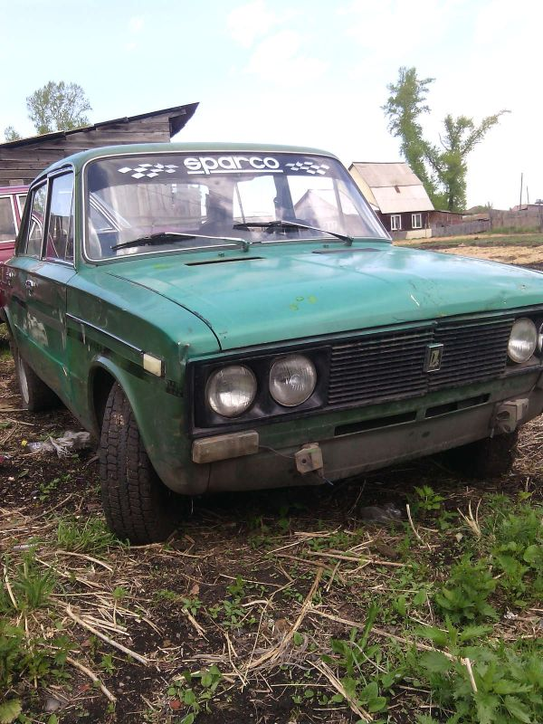Лада 2106, 1991 год, 20 000 руб.