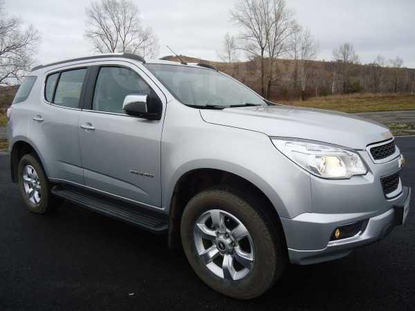 Chevrolet TrailBlazer, 2013 год, 1 150 000 руб.
