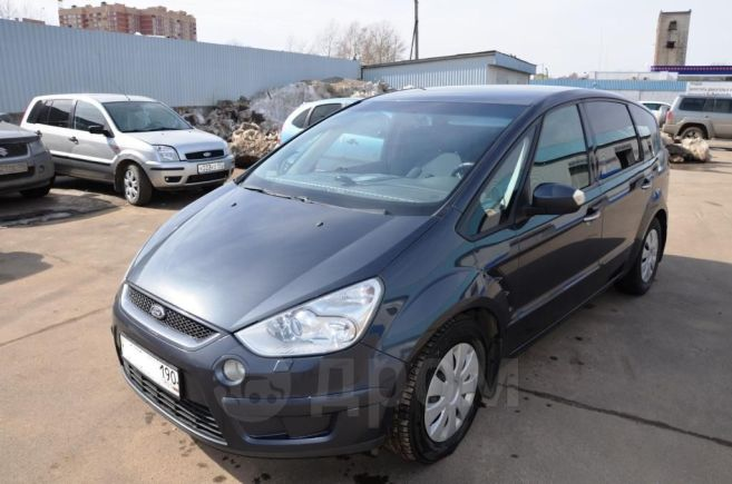 Ford S-MAX, 2007 год, 569 000 руб.