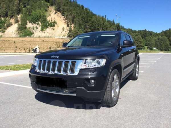 Jeep Grand Cherokee, 2012 год, 1 580 000 руб.