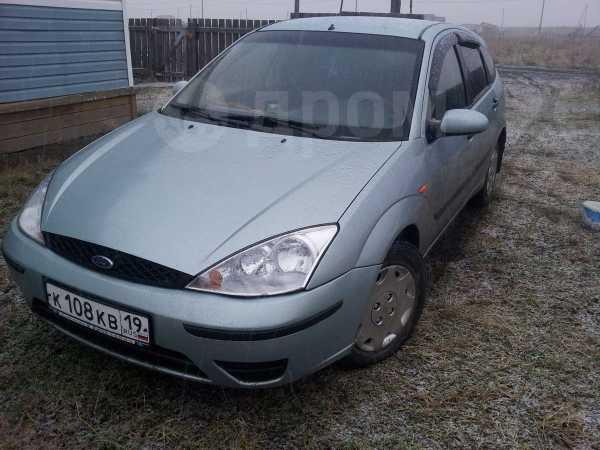 Ford Focus, 2003 год, 240 000 руб.