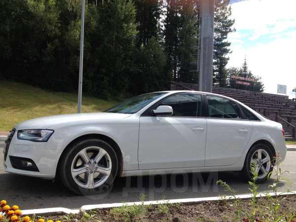 Audi A4, 2013 год, 1 320 000 руб.