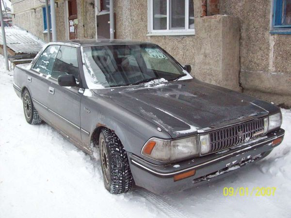 Toyota Crown, 1989 год, 70 000 руб.