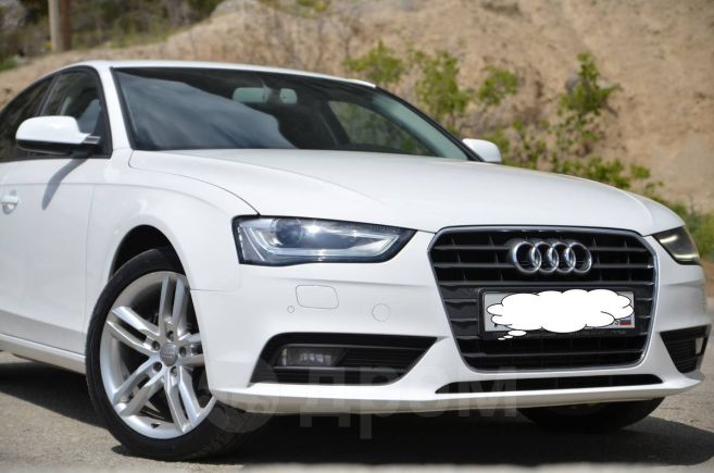 Audi A4, 2013 год, 1 125 000 руб.