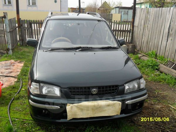 Mazda Demio, 1997 год, 135 000 руб.