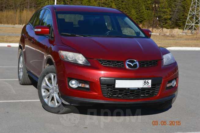Mazda CX-7, 2008 год, 650 000 руб.