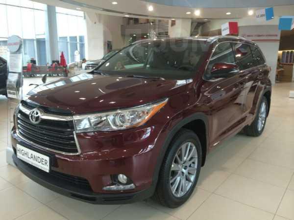 Toyota Highlander, 2014 год, 2 550 000 руб.