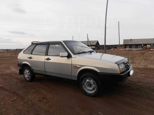 Лада 2109, 2002 год, 107 000 руб.