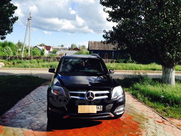Mercedes-Benz GLK-Class, 2012 год, 1 650 000 руб.