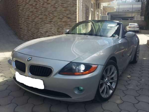 BMW Z4, 2005 год, $13500