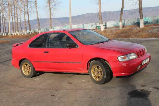 Nissan Sunny, 1995 год, 129 000 руб.