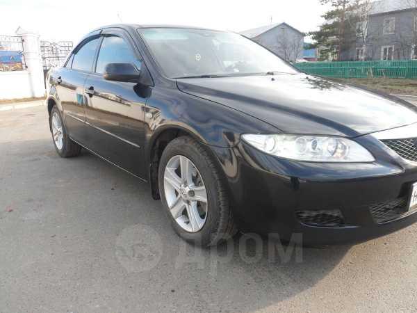 Mazda Mazda6, 2006 год, 439 000 руб.
