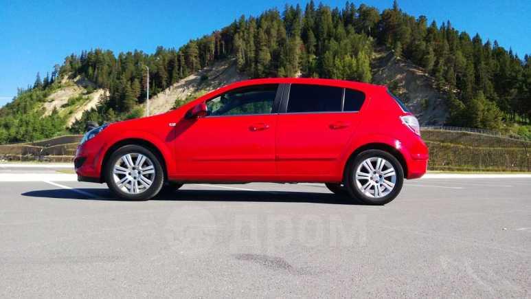 Opel Astra, 2008 год, 350 000 руб.