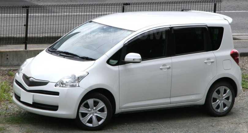 Toyota Ractis, 2007 год, 385 000 руб.