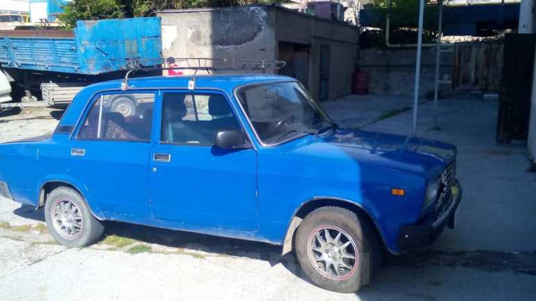 Лада 2107, 1986 год, 60 000 руб.