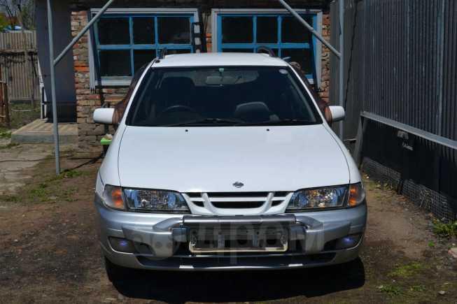 Nissan Pulsar, 1999 год, 60 000 руб.