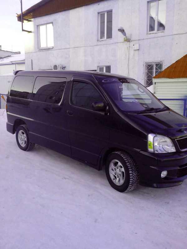 Toyota Hiace Regius, 2001 год, 480 000 руб.