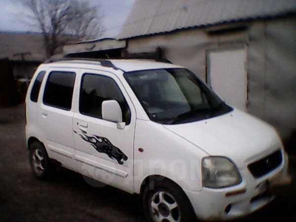 Suzuki Wagon R Plus, 1999 год, 135 000 руб.