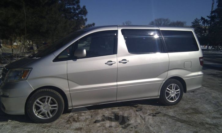 Toyota Alphard, 2003 год, 650 000 руб.