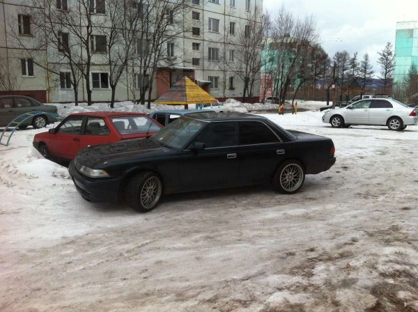 Toyota Mark II, 1990 год, 130 000 руб.