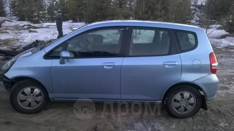 Honda Fit, 2002 год, 140 000 руб.