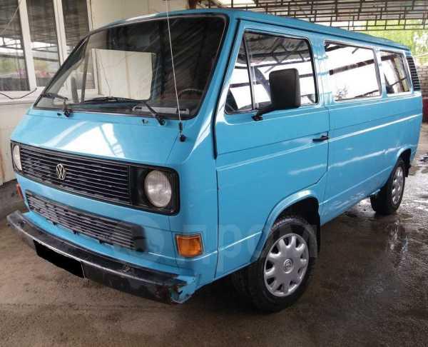 Volkswagen Transporter, 1982 год, 130 000 руб.