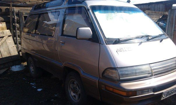 Toyota Master Ace Surf, 1991 год, 77 000 руб.