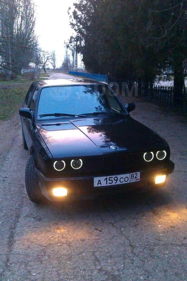 BMW 3-Series, 1987 год, 195 000 руб.