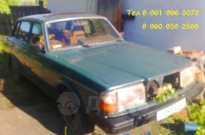 Volvo 240, 1987 год, 40 000 руб.