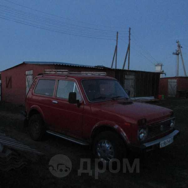 Лада 4x4 2121 Нива, 1991 год, 65 000 руб.
