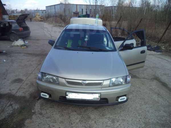 Mazda 323F, 1998 год, 150 000 руб.