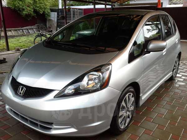 Honda Fit, 2012 год, 597 000 руб.
