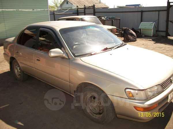 Toyota Corolla, 1993 год, 165 000 руб.