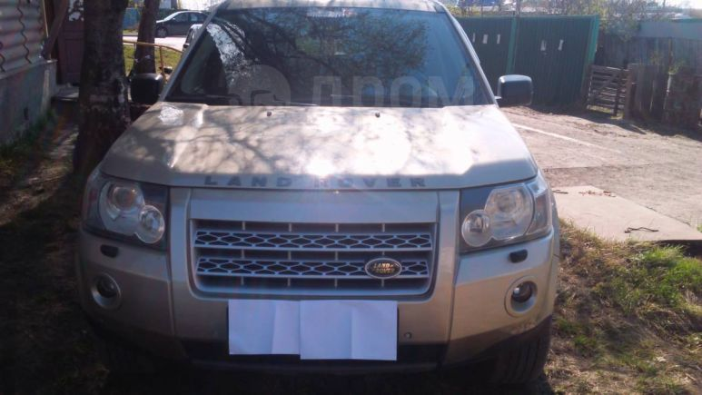 Land Rover Freelander, 2008 год, 860 000 руб.