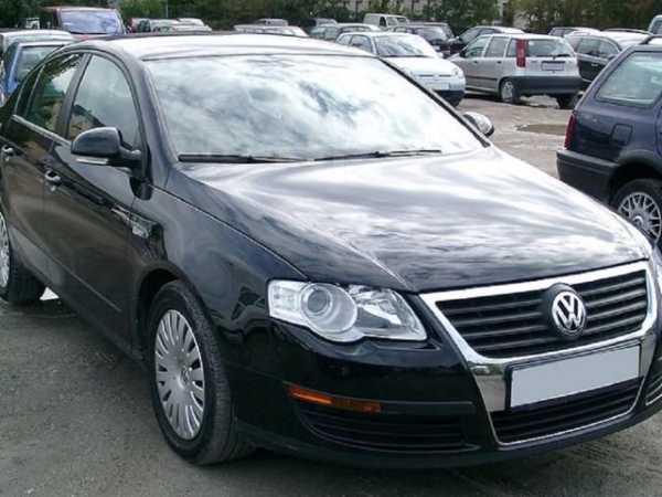 Volkswagen Passat, 2005 год, 230 000 руб.