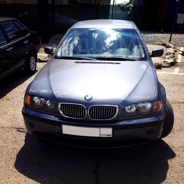 BMW 3-Series, 2001 год, $5000