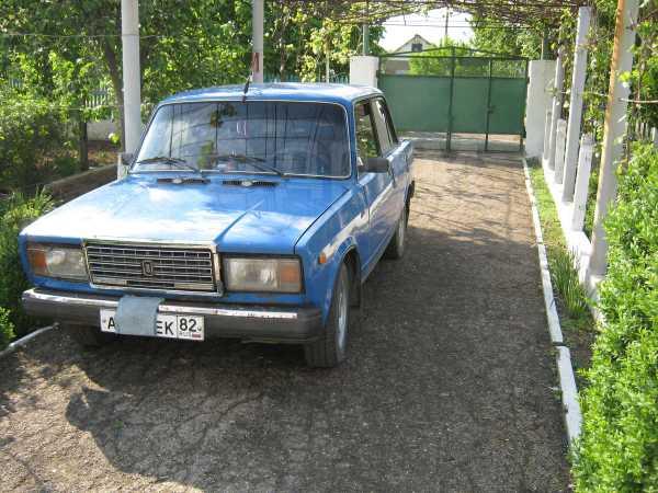 Лада 2107, 1983 год, 50 000 руб.