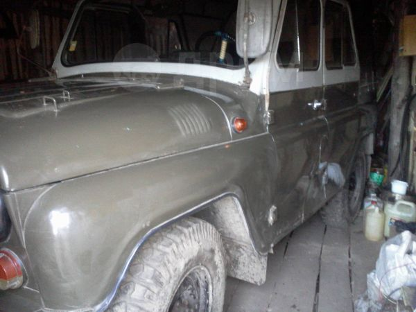 УАЗ 469, 1984 год, 75 000 руб.