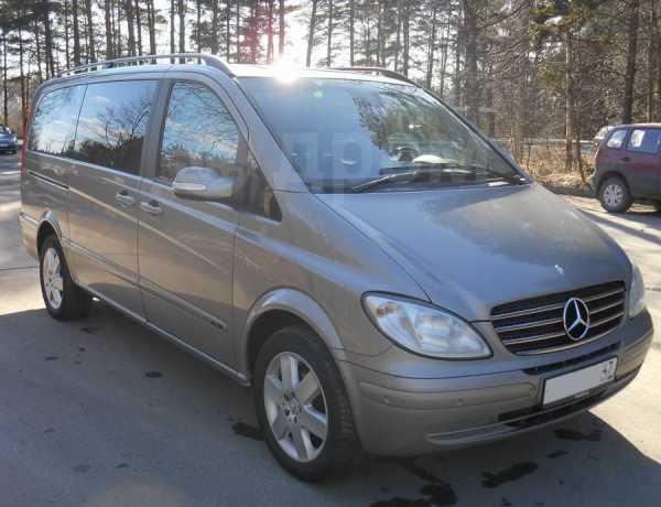 Mercedes-Benz Viano, 2009 год, 935 000 руб.