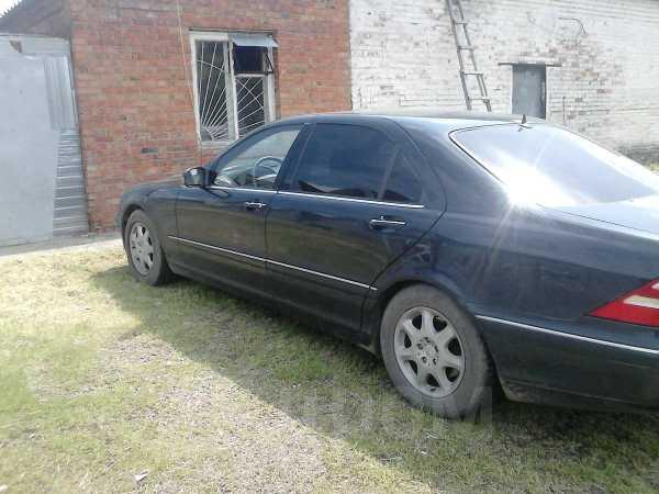 Mercedes-Benz S-Class, 2004 год, 499 999 руб.