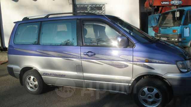 Toyota Noah, 1999 год, 395 000 руб.