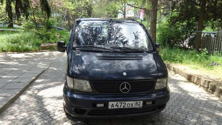Mercedes-Benz Vito, 2002 год, 500 000 руб.
