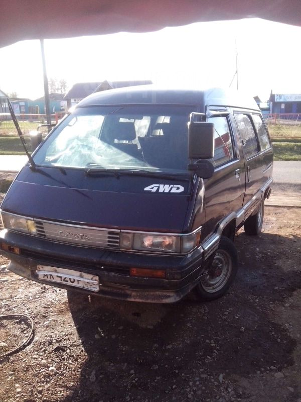 Toyota Town Ace, 1988 год, 90 000 руб.