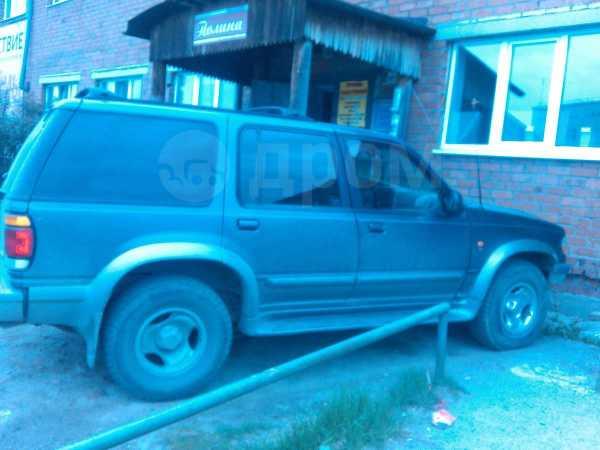 Ford Explorer, 1997 год, 310 000 руб.