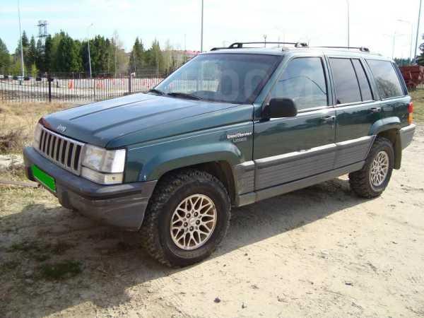 Jeep Grand Cherokee, 1993 год, 265 000 руб.