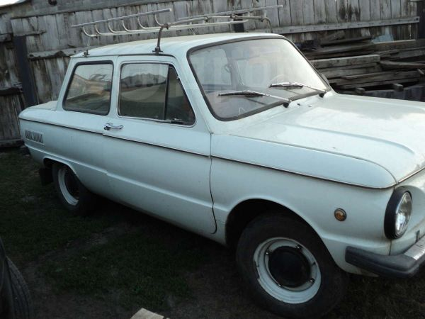 ЗАЗ Запорожец, 1994 год, 30 000 руб.