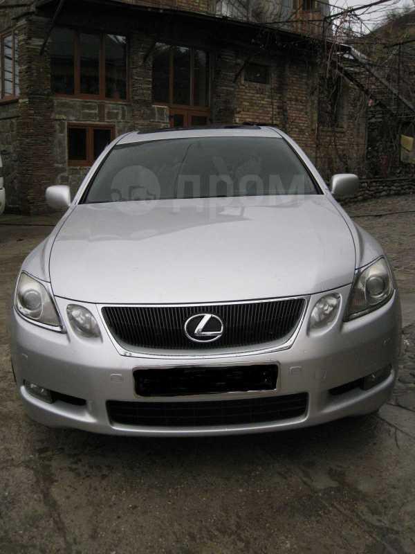 Lexus GS350, 2006 год, 850 000 руб.